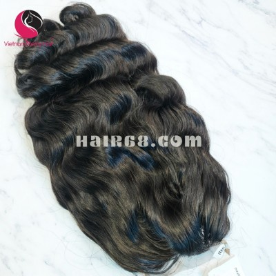 Body Wave 2x4 Lace Closure Wigs 14inches 130% Density