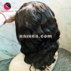 Body Wave 4x4 Lace Closure Wigs 14inches 130% Density