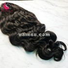 Body wavy 4x4 lace closure wigs 20 inches 180% Density