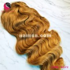 Loose Wavy 4x4 lace closure wigs 26 inches 180% Density