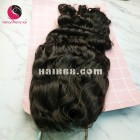 Deep Wavy 4x4 lace closure wigs 28 inches 180% Density