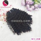 12 inch Weave Curly Hair Extensions – Double Drawn