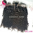 32 inch Curly Human Hair Weave Extensions – Double Drawn
