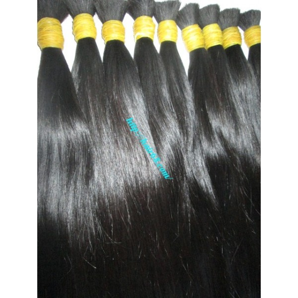 26 Inch Cheap Real Hair Extensions Thick Straight