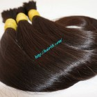 14 inch Virgin Human hair - Straight Double