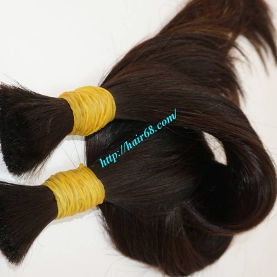 22 inch Cheap Virgin Hair Bundles - Straight Double