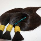 12 inch Virgin Hair Extensions Wholesale - Straight Single