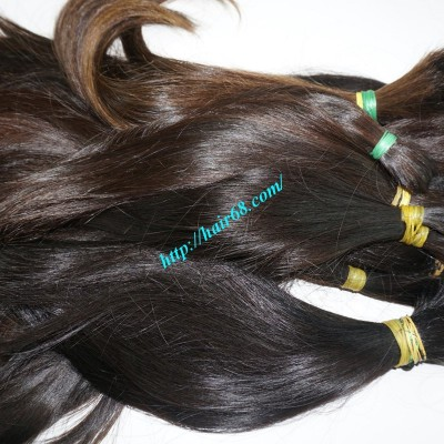 10 inch Cheap Human Hair - Straight