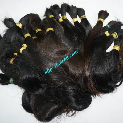 18 inch Cheap Human Hair - Straight