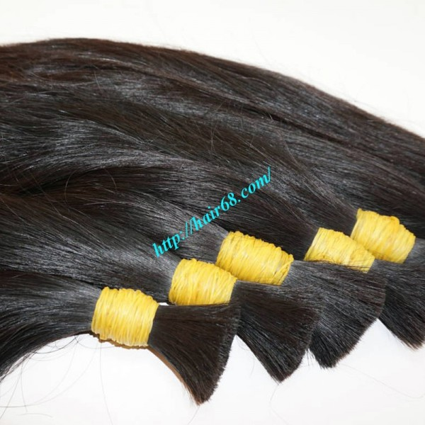 12 Inch Real Human Hair Extensions Thick Straight
