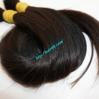 26 inch Cheap Real Hair Extensions - Thick Straight Double