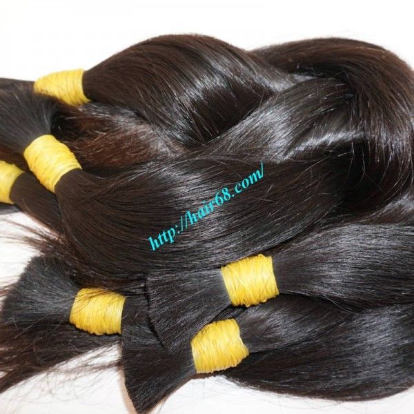 10 Inch Good Quality Hair Extensions Thick Straight