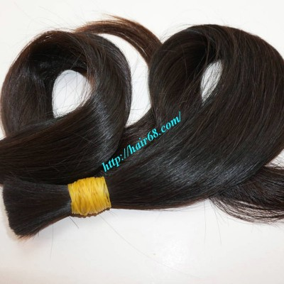 14 inch Cheapest Hair Extensions - Thick Straight Single