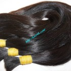 20 inch Cheap Thick Remy Hair Extensions - Thick Straight Single