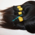 26 inch Thick Hair With Extensions - Straight Single
