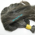16-inch-Grey-Hair-Extensions-Sale-Straight-Double-m-3