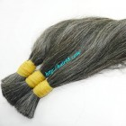 16-inch-Grey-Hair-Extensions-Sale-Straight-Double-m-4