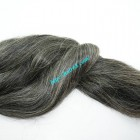 18-inch-Best-Grey-Hair-Extensions-Straight-Double-m-5