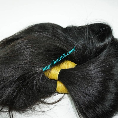 16 inch Thick Hair Extensions - Wavy Single