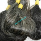 GREY HAIR UNPROCESSED  VIETNAM REMY HAIR