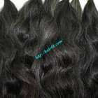 16-inch-Grey-Hair-Extensions-Wavy-Double-m-3
