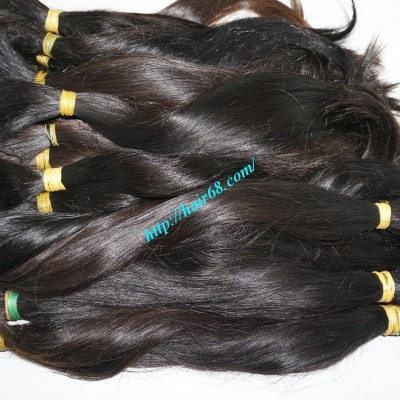 24 inch cheap human hair extensions straight double drawn pmusecretfo Image collections
