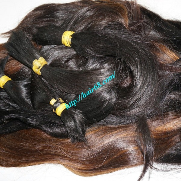 26 Inch Cheap Human Hair Extensions Straight Double Drawn