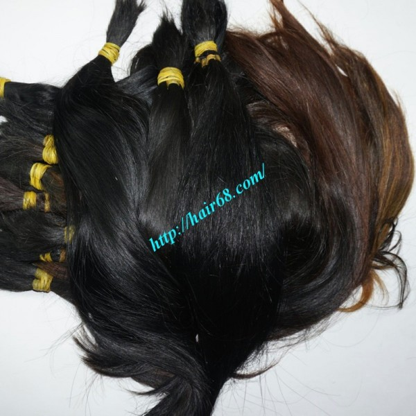 32 Inch Cheap Human Hair Extensions Straight Double Drawn