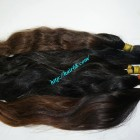22 inch Cheap Human Hair Bundles - Wavy