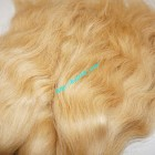 24 inch Cheap blonde Hair Extensions - Wavy