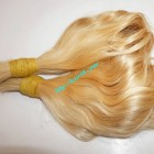 8 inch Blonde Hair Extensions Vietnamese Hair