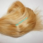12 inch Blonde Hair Extensions Vietnamese Hair