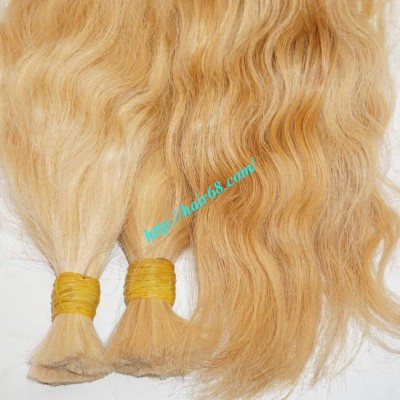 28 inch Blonde Hair Extensions Vietnamese Hair
