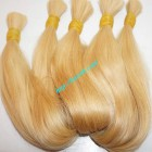 14 inch Cheap Blonde Hair Extensions - Straight