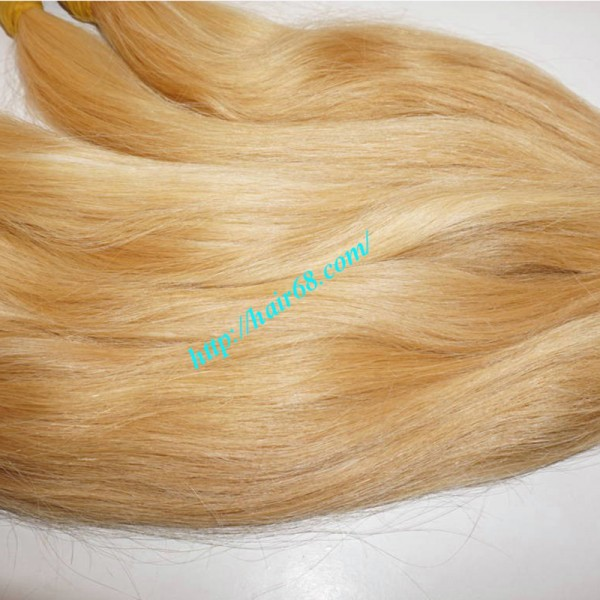 Wholesale Blonde Human Hair Extensions Top Quality