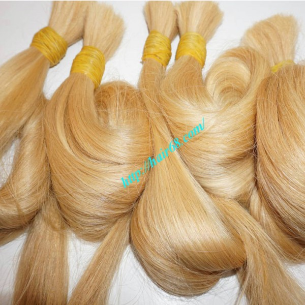 Blonde Human Hair Extensions Cheap High Quality