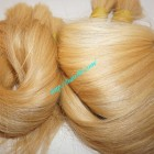 14 inch Blonde Human Hair Straight Remy Hair