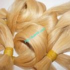 26 inch Blonde Human Hair Straight Remy Hair