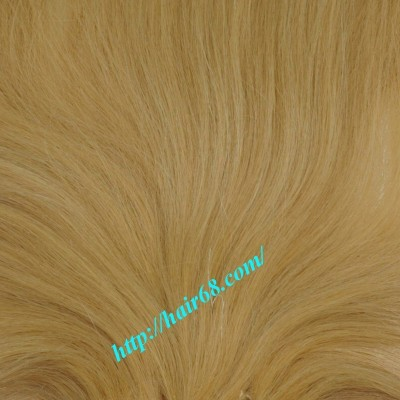 10 inch Cheap Blonde Weave Hair Extensions - Straight