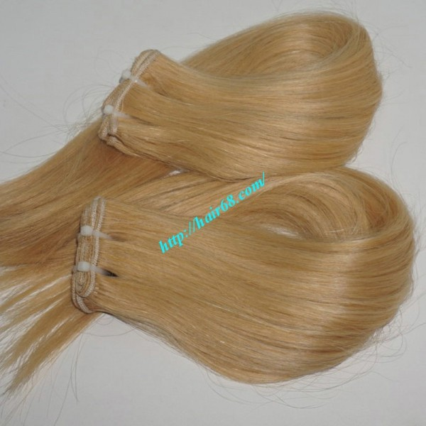 Blonde Weave Hair 100 Remy Hair Cuticle Intact
