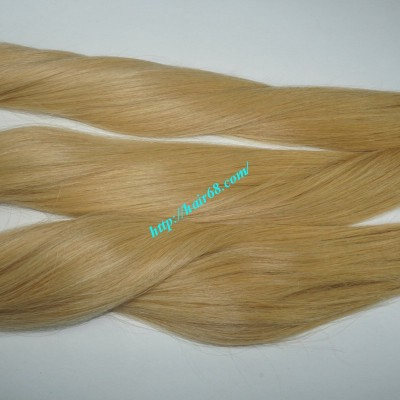 24 inch Blonde Weave Hair Straight Remy Hair