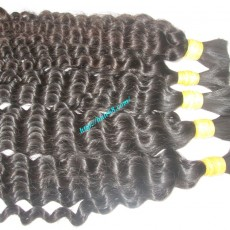 CURLY HAIR-HIGH QUALITY NATURAL HUMAN HAIR
