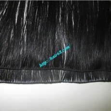 10-inch-Hand-Tied-Human-Hair-Wefts-Straight-Double-m-1