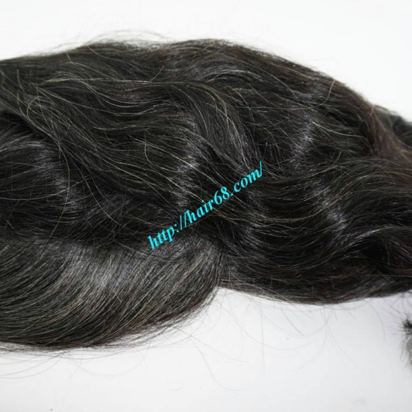 Large Stock Of Vietnamese Natural Human Hair Extensions Weft