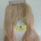 14 inch Vietnamese Hair Middle Lace Closure 4x4
