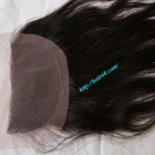 Free Part Lace Closure 7x4 16 inches Vietnamese Straight Hair