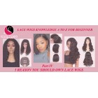 Lace Wigs Knowledge A to Z For Beginner( Part IV)