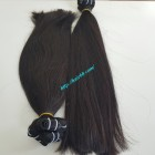 24 INCH STRAIGHT WEAVE HAIR SUPER DOUBLE