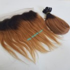 16 inches Free Part Lace Frontal Vietnamese Hair