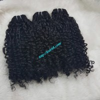 CURLY WEAVE HAIR